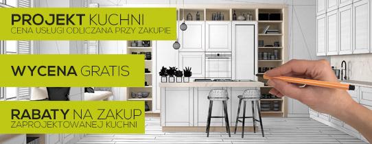 projekt kuchni - meblekuchenne.eu